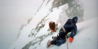 London: Mountain Escapes - accounts of rescue from the brink of death