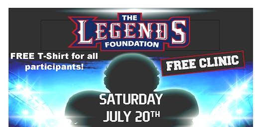 Legends of Football & Cheerleading Clinic