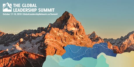 The Global Leadership Summit 2019 - Kingston, ON tickets