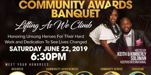 2019 Tampa Bay Juneteenth Coalition Community Awards Banquet