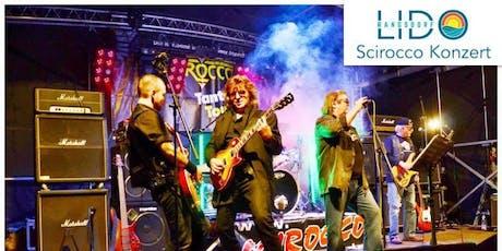 Scirocco Konzert - Ersatztermin Tickets