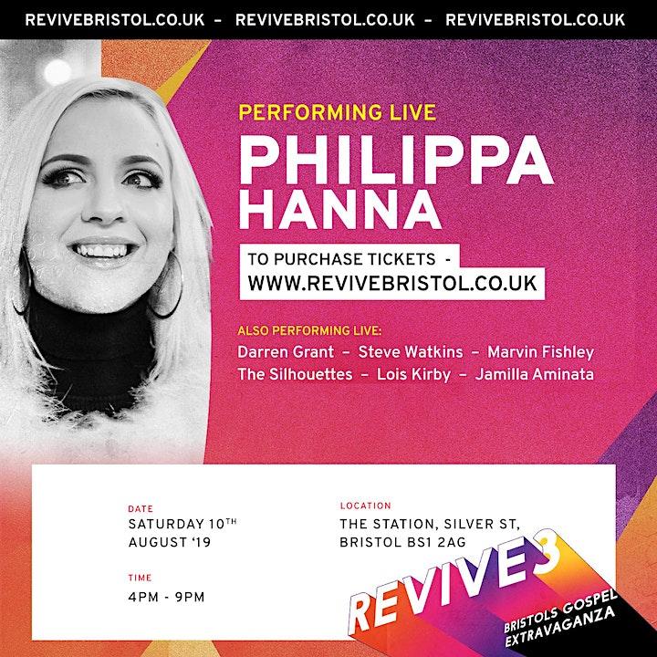 Revive 3 - The gospel extravaganza image
