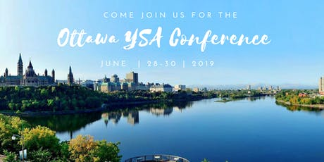 Ottawa YSA Summer Conference 2019 tickets