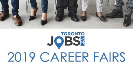 TorontoJobs.ca Toronto Career Fair  tickets