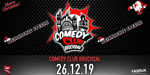 Comedy Club Bruchsal - Weihnachts Special
