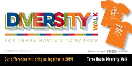 Diversity Walk 2019 tickets