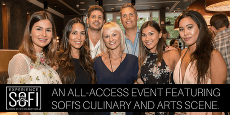 ExperienceSOFI Culinary & Arts Tour tickets