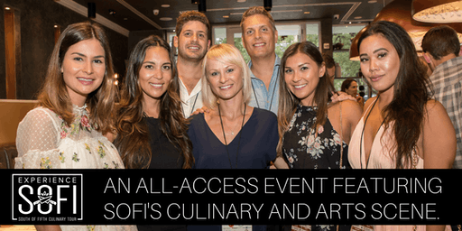 ExperienceSOFI Culinary & Arts Tour