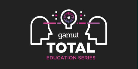 Gamut TOTAL Education Series: New York City tickets