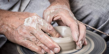 Evening Class — Throwing a Ceramic Pot tickets