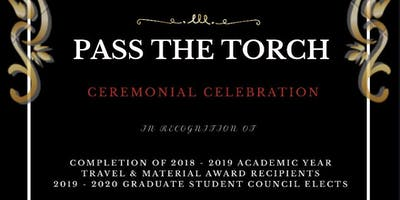 Pass The Torch: Closing Ceremonial Celebration