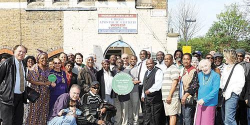 AN AFRICAN CARIBBEAN WALK AROUND ISLINGTON