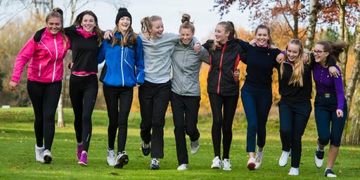 Girls Golf Rocks coaching course at Coventry Golf club