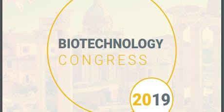 3rd World Congress on Advanced Biotechnology (AAC) biglietti