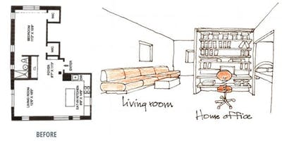 Talk & Tour: Living Better in Small Spaces