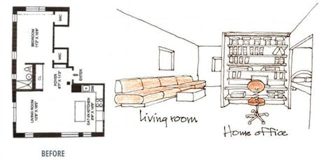 Talk & Tour: Living Better in Small Spaces tickets