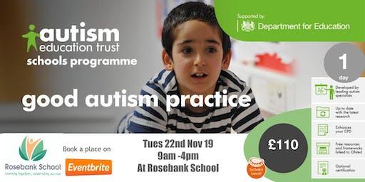 AET Schools Good Autism Practice