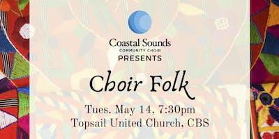 Coastal Sounds Spring Concert 2019 - CHOIR FOLK