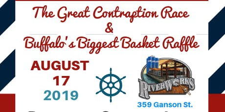 Great Contraption Race & Buffalo's Biggest Basket Raffle tickets