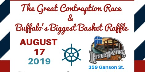 Great Contraption Race & Buffalo's Biggest Basket Raffle