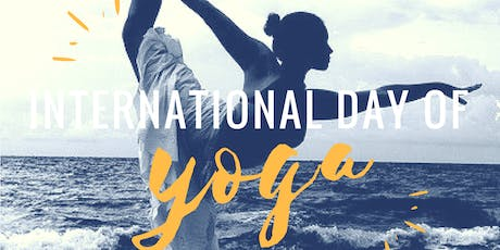 International Day of Yoga 2019 The Woodlands tickets