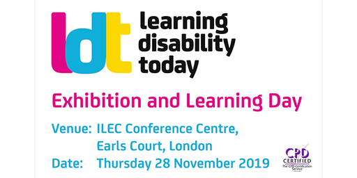 Learning Disability Today London 2019