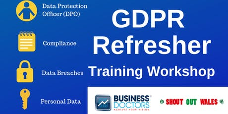 GDPR Refresher Workshop - Llanelli tickets