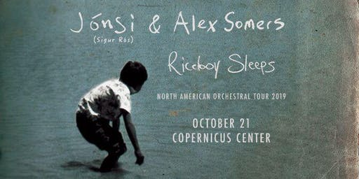 Jónsi & Alex Somers - Riceboy Sleeps w/ Wordless Orchestra