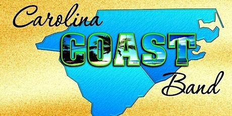 Carolina Coast Band, Friday, August 21, 2020 tickets