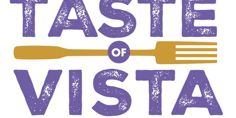 Taste of Vista 2019 tickets