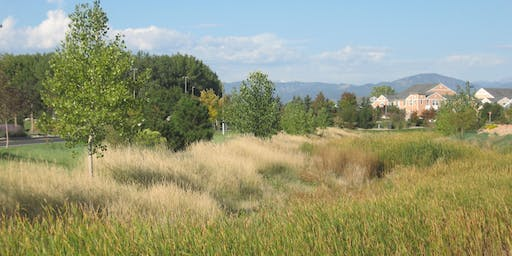 Spring Community Lecture Series: Restoring Native Vegetation (2)- For Urban and Suburban Developments