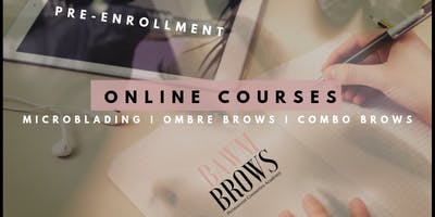 Bawm Brows Online Training *Pre-Enrollment*