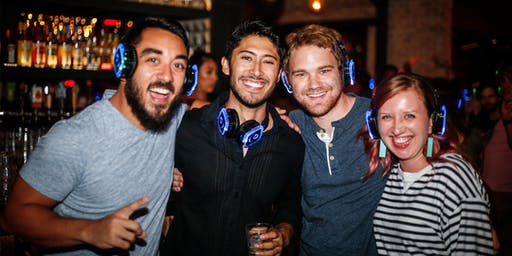 All Night Happy Hour Silent Disco in North Beach