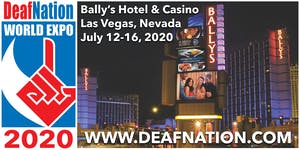 2020 DeafNation World Expo - Las Vegas, NV
