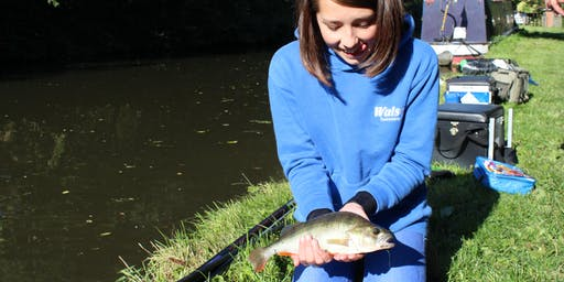Free Let's Fish! -  Leighton Buzzard- Learn to Fish Sessions - Luton AC