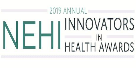 NEHI's 2019 Innovators in Health Awards Breakfast tickets