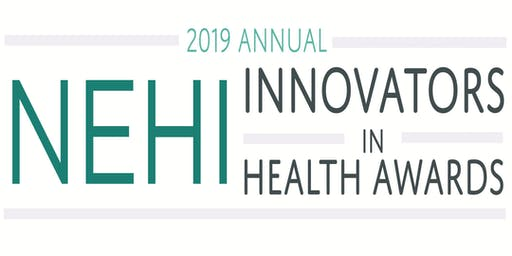 NEHI's 2019 Innovators in Health Awards Breakfast