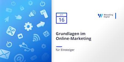 Grundlagen im Online-Marketing