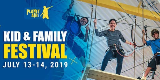 MIAMI KID & FAMILY FESTIVAL PRESENTED BY PLANET AIR SPORTS