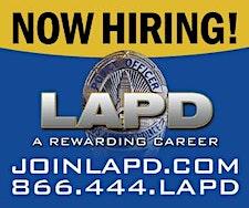 LAPD Recruitment logo