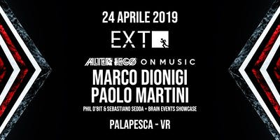 EXT with ALTER EGO | Marco Dionigi e Paolo Martini