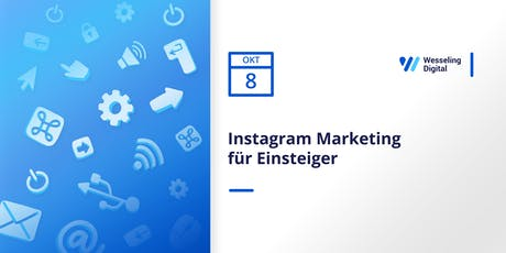 Instagram Marketing für Einsteiger Tickets