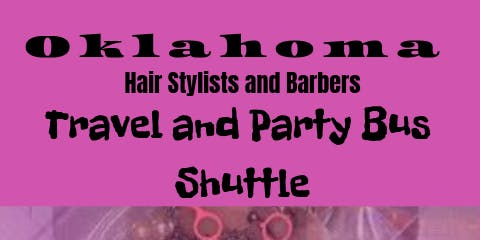 Texas Hair Show Travel and Party Bus