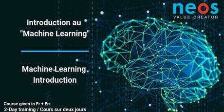 Introduction to Machine Learning billets