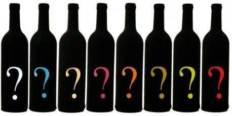 Blind Pinot Grigio Wine Tasting