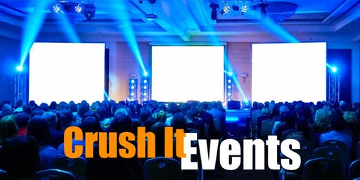 CRUSH IT DEERFIELD BEACH - LIVE REALTOR EVENT! SELL MORE MAKE MORE!