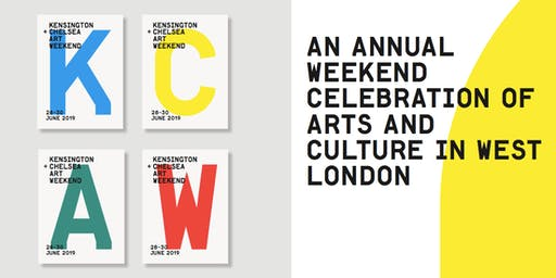 29 + 30 June 2019 Art Bus Tour by Kensington + Chelsea Art Weekend