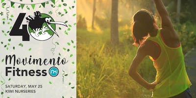 Movimento Fitness- 30 Minute Outdoor Class