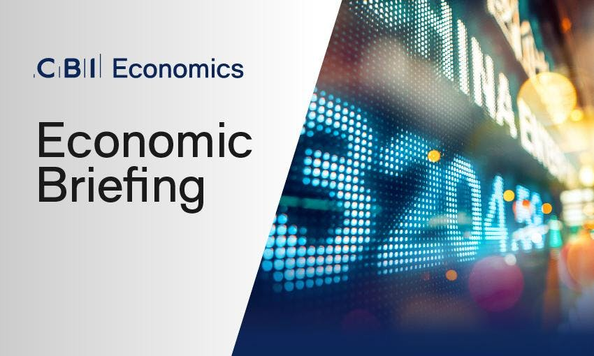 Economic Briefing with the CBI and Nicky Morgan MP