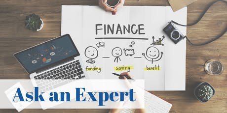 Ask an Expert - AWCCU Financial tickets